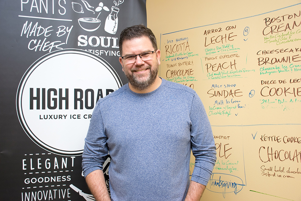 Keith Schroader, High Road's Founder and CEO