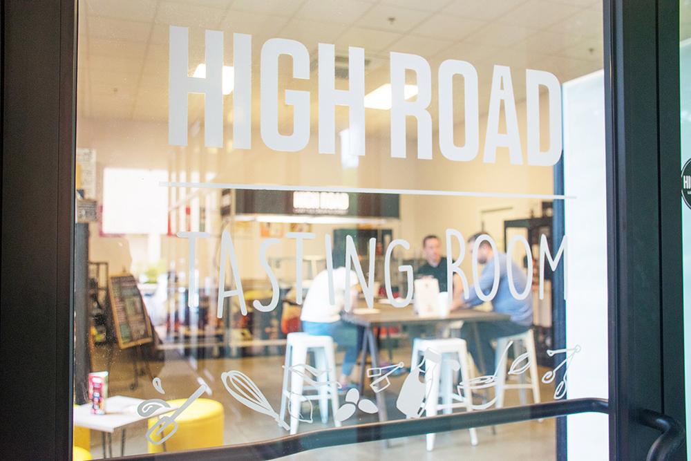 High Road Tasting Room