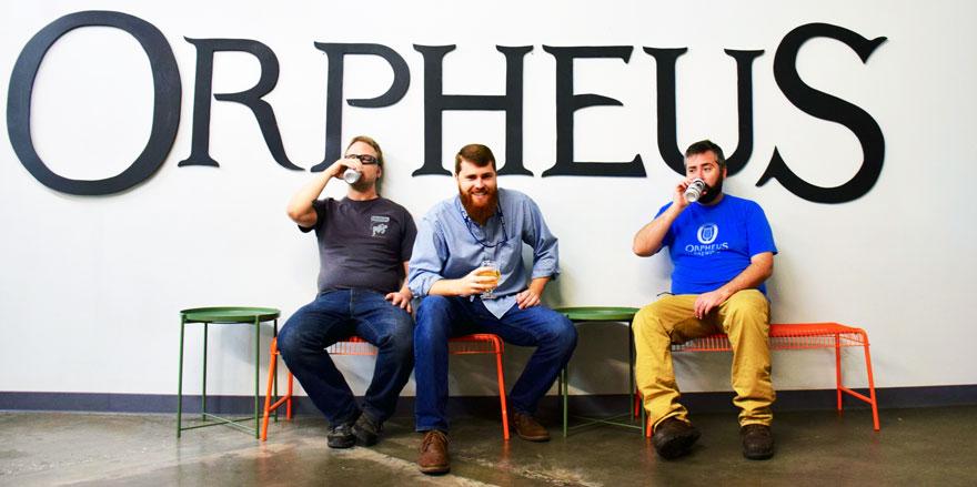 Orpheus team