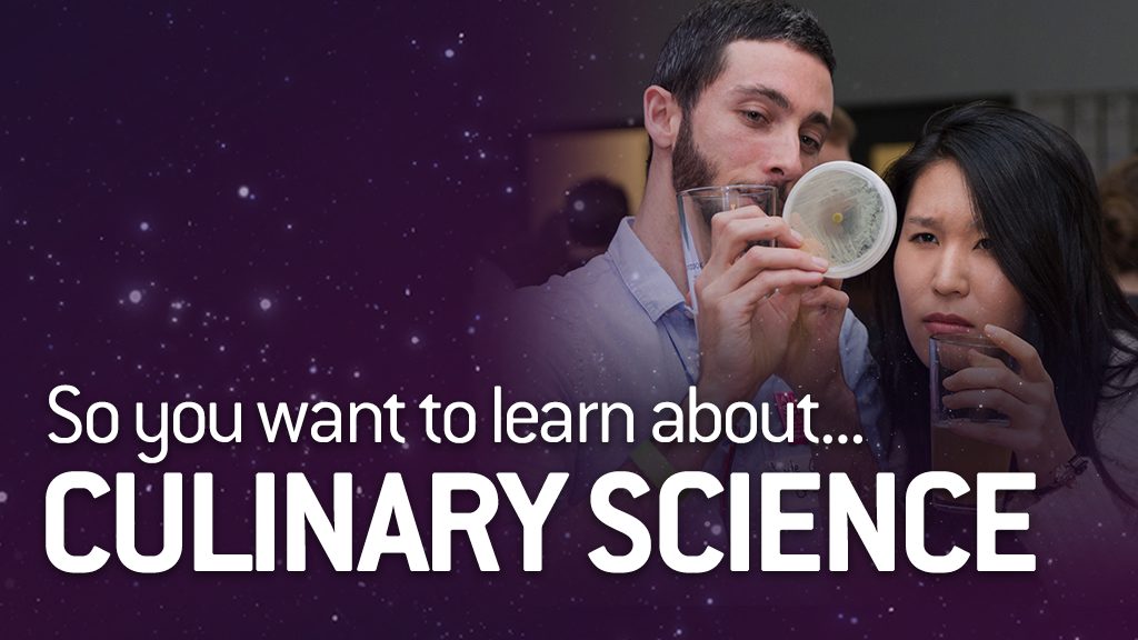 Culinary Science