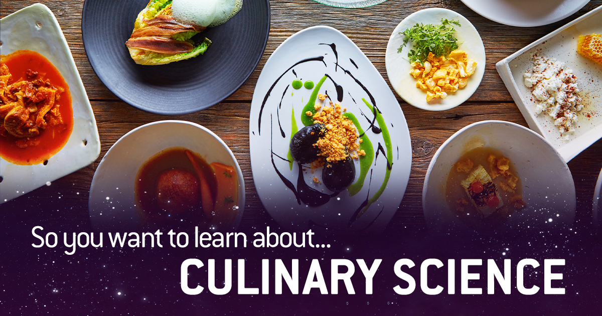 Learn about Culinary Science events happening during the 2019 Atlanta Science Festival.