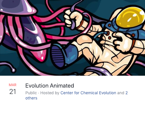 Facebook Event Example: Evoution Animated