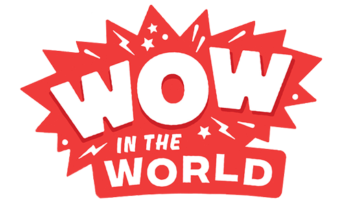 Wow in the World logo