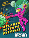 Thumbnail of Atlanta Science Festival 2021 poster